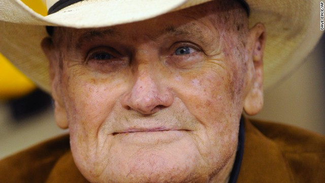 """Bum"" Phillips, the former NFL football coach who led the Houston Oilers to glory and struggled with the New Orleans Saints, died October 18 at age 90."