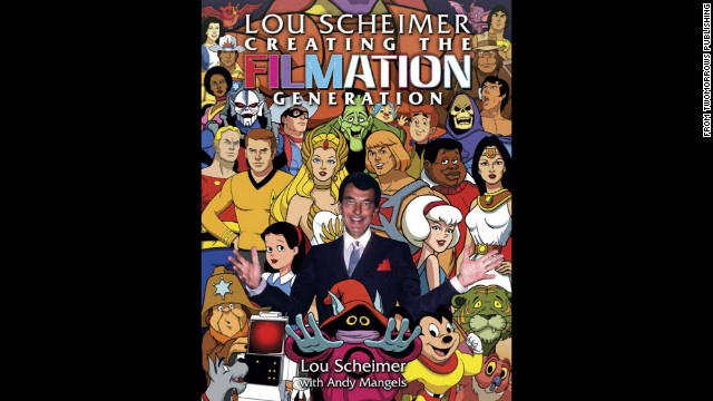 Lou Scheimer, co-founder of Filmation, tells his story in the book