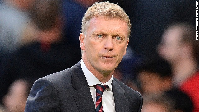 Manchester United manager David Moyes is struggling to make an immediate impact in his first season in charge.