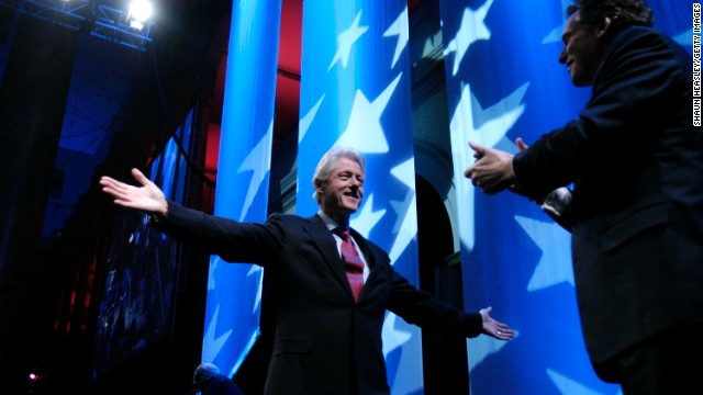 Bill Clinton to hit the Virginia campaign trail for McAuliffe