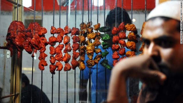 Sweet, sour, steaming, creamy ... in India, every kind of food is comfort food. Some of our favorites? Kebabs at Mumbai's Mohammed Ali Road or Makhan fish at Amritsar's Lawrence Road.