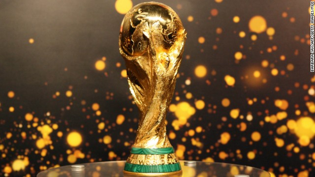 The eight European teams involved in Monday's draw will be competing for four places at the World Cup.