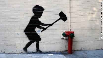 Banksy in NYC: Locations - CNN.com
