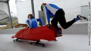 Ferrari ... On ice