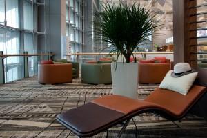 Mejor aeropuerto para dormir: Changi