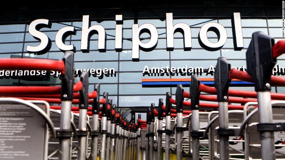 Tercer mejor aeropuerto para dormir: Schiphol
