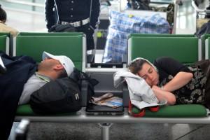 Cuarto mejor aeropuerto para dormir: Hong Kong