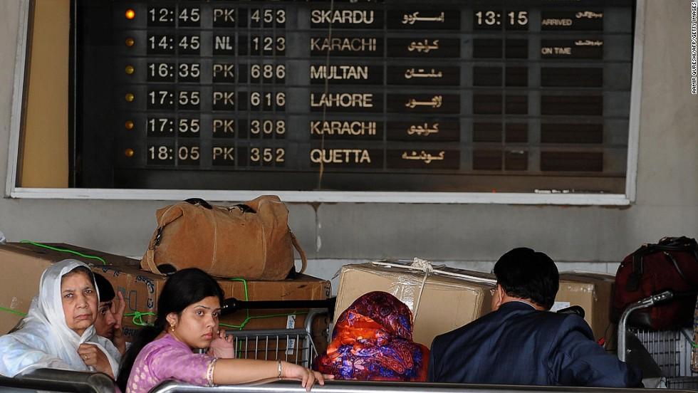 Cuarto peor aeropuerto del mundo: Benazir Bhutto