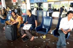 Tercer peor aeropuerto del mundo: Calcuta