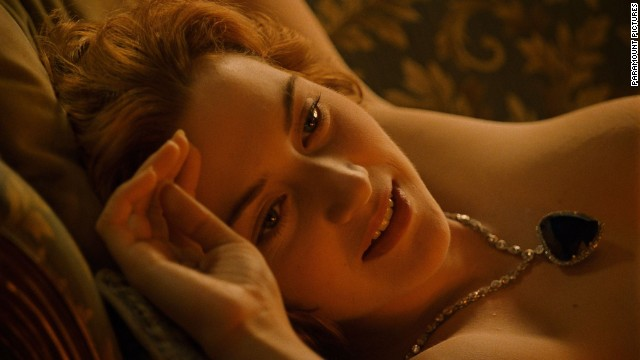 "Kate Winslet has famously had her nude portrait drawn in the film ""Titanic"" and stripped for other roles, though she admits it can get a bit weird stripping down on set. ""I just go in and say 'Oh, f**k, let's do it.' and Boom,"" she said in an interview. If you complain about it or procrastinate, it's not going to go away. It's a profoundly bizarre thing to do. As actors, you talk about it all the time."""