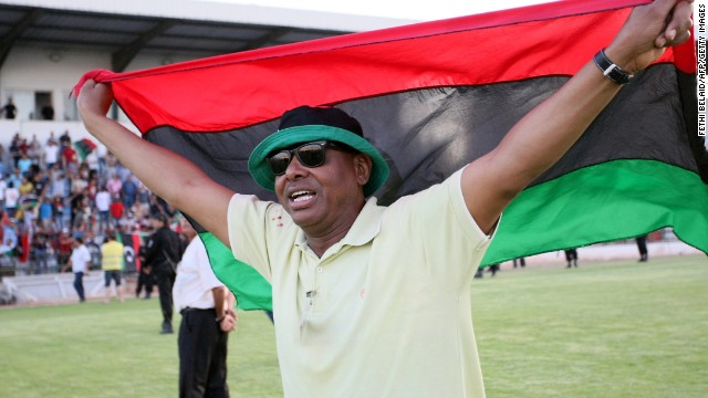 Football in Libya only resumed last month after being brought to a halt in February 2011 by the civil conflict which ousted the dictator Moammar Gadhafi. Fans are now hoping the latest violence won't prevent the national league from continuing.