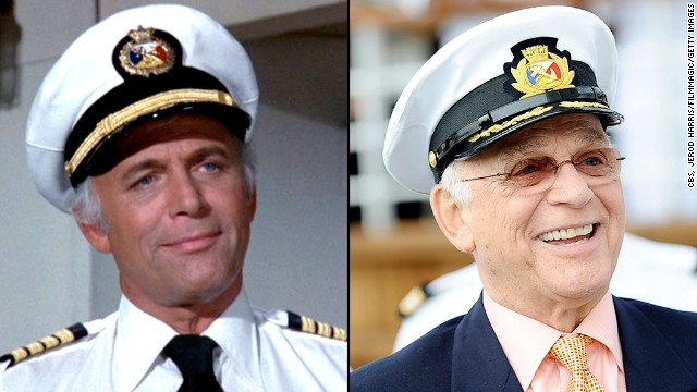 "After nine seasons as Capt. Merrill Stubing -- which followed seven seasons as Murray Slaughter on ""The Mary Tyler Moore Show"" -- Gavin MacLeod became a spokesperson for Princess Cruises. He's also enjoyed guest roles on several TV shows, including ""Murder, She Wrote,"" ""Oz"" and ""The King of Queens."""