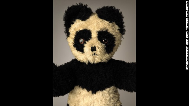 <strong>Panda -- </strong>Age: 50.<!-- --> </br>Height: 16 inches. Belongs to Mark Nixon.
