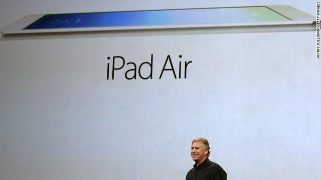 Apple anuncia el iPad Air y el nuevo iPad Mini retina; ofrecerá gratis el OS X Mavericks