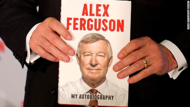 Alex Ferguson's book sold 115,547 copies in the first week of release, a UK record that made a cool £1.4 million.
