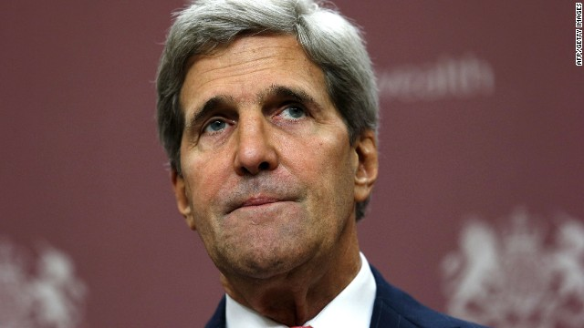 Kerry: Relations with Saudi Arabia are 'close'