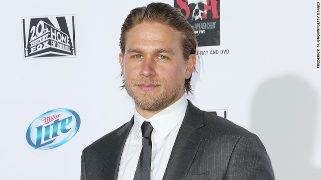 Charlie Hunnam speaks on '50 Shades' exit