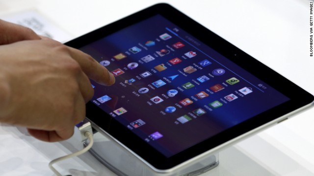 Gallery: Hottest tablets