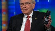 Warren Buffett's phone: Can you hear me now?