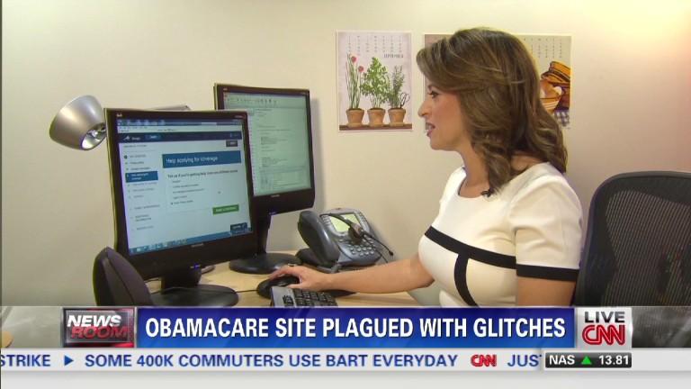 Understanding Obamacare Site Troubles Cnn Com Video