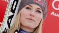 Vonn's comeback on ice... for now
