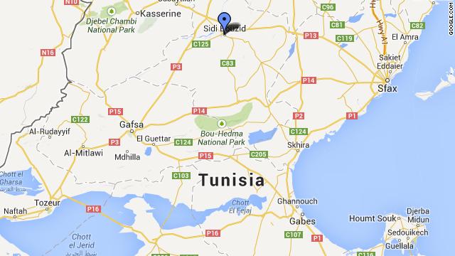 8 muertos en enfrentamientos en Túnez