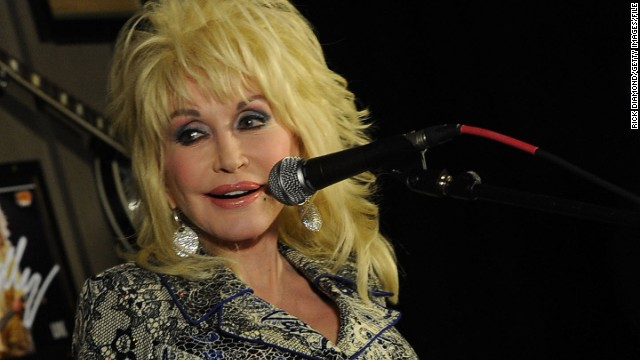 Dolly Parton preps for a European tour