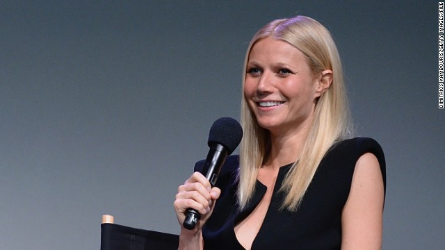 Hey haters, Gwyneth Paltrow doesn't give a...