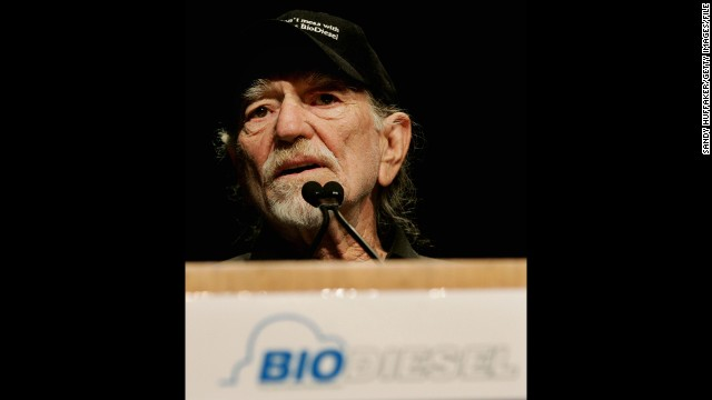 Willie Nelson<strong> </strong>is the founder of the brand <a href='http://biowillie.com/bw/' target='_blank'>BioWillie Biodiesel</a>, a petroleum alternative made from vegetable oil and waste fats. It's been used to power the country star's tour bus.