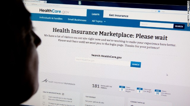 Obamacare's first month: 106,000 signed up