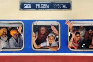 Baisakhi, India y Pakistán
