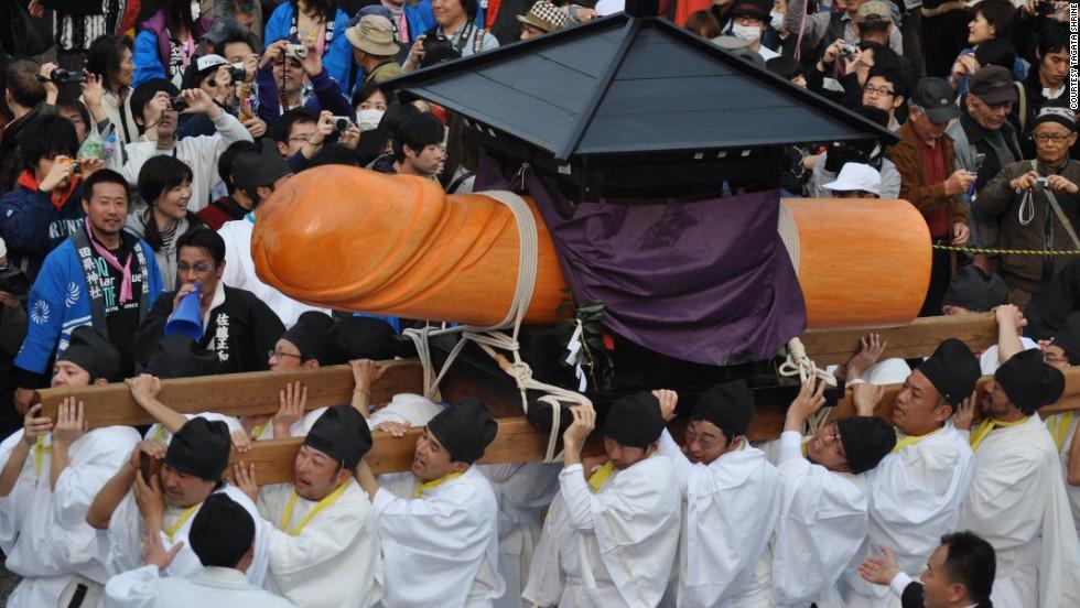 Honen Matsuri, Japón