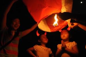 Festival de la luna, China y Vietnam