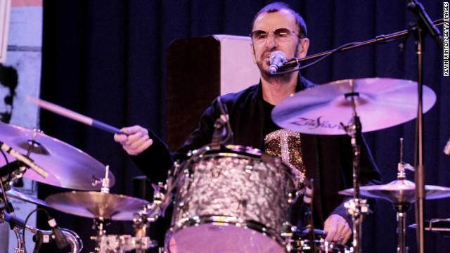 Ringo Starr, Vegas lounge singer?