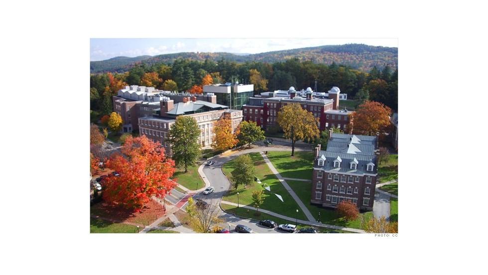 5. Dartmouth College