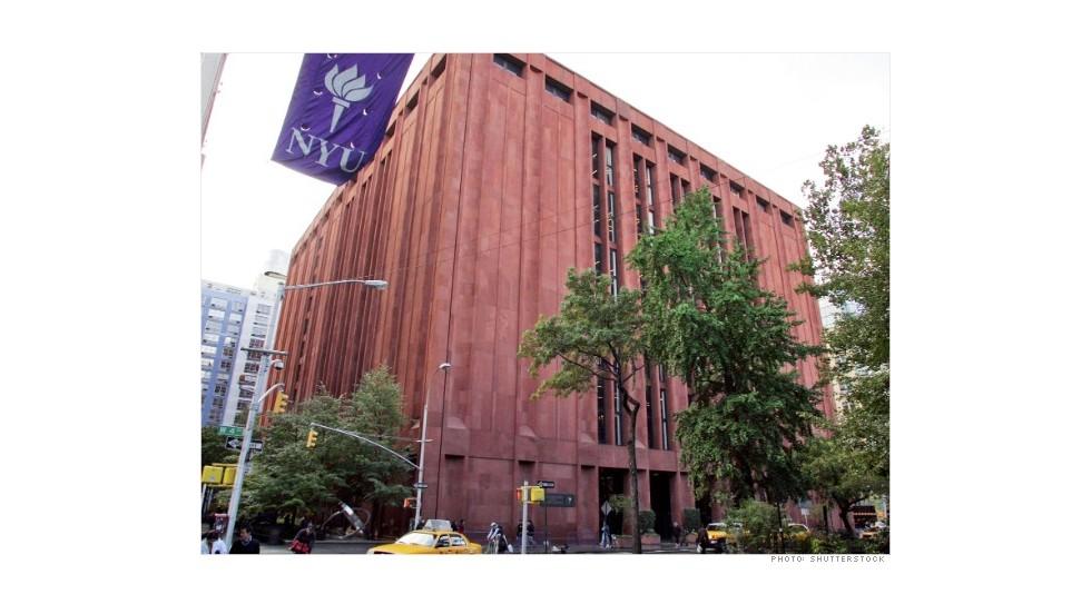 3. Universidad de Nueva York