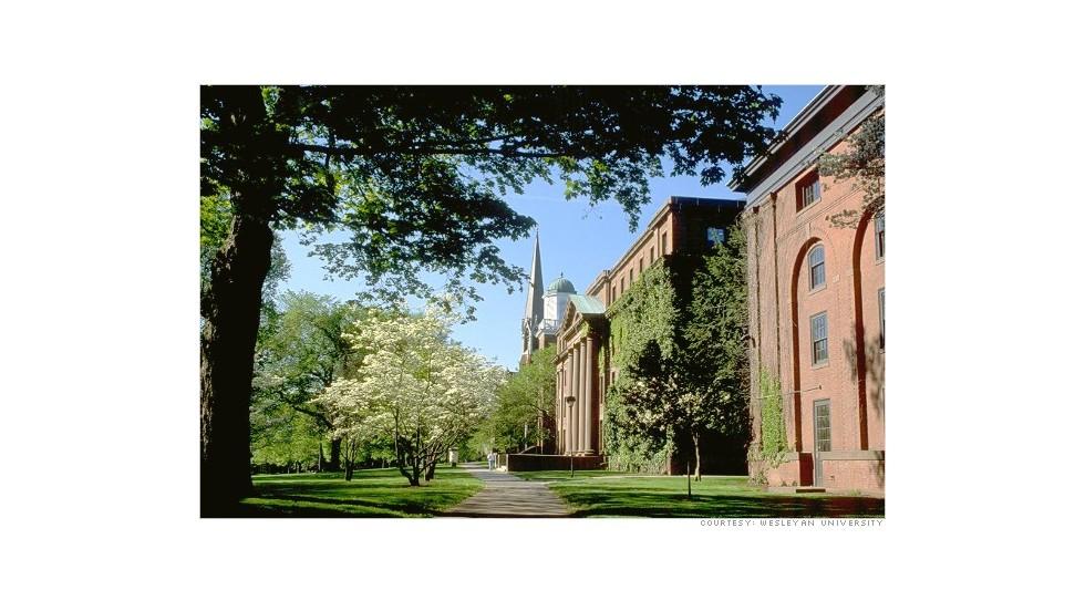 6. Universidad Wesleyan