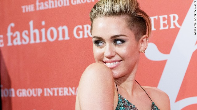Miley is still being Miley, and more news to note