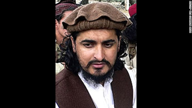 Hakimullah Mehsud is the leader of Tehrik-e-Taliban in Pakistan. A reward of up to $5 million has been offered by the U.S. government.