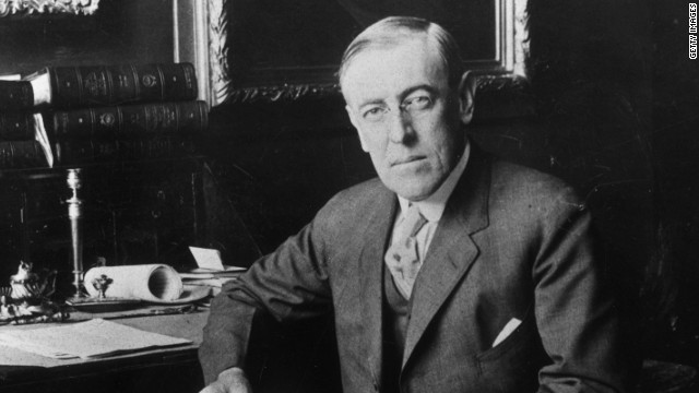 In his two terms in office, Woodrow Wilson established many of the institutions we now take for granted.