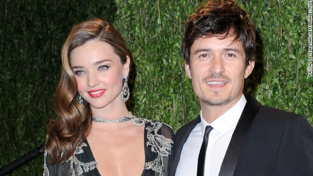 After a six-year relationship, Miranda Kerr and Orlando Bloom announced in October that they had decided to formally separate. TMZ indicated that the pair were planning to divorce. The couple, who share a son, said in a statement that they remain amicable.