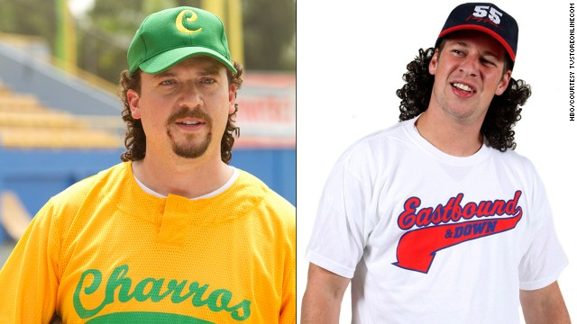 "You will have to supply the sparkling personality if you decide to go as Kenny Powers from ""Eastbound & Down."""