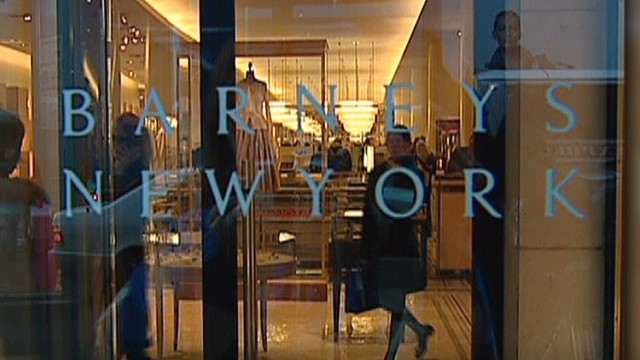 Two shoppers who were wrongly accused of credit card fraud say Barneys and the NYPD targeted them because of their race.