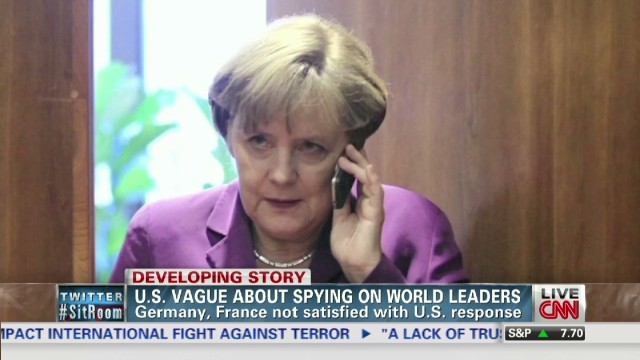 Germany to send intel team to D.C....