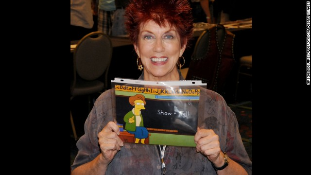 Marcia Wallace: 'The Simpsons' pays tribute