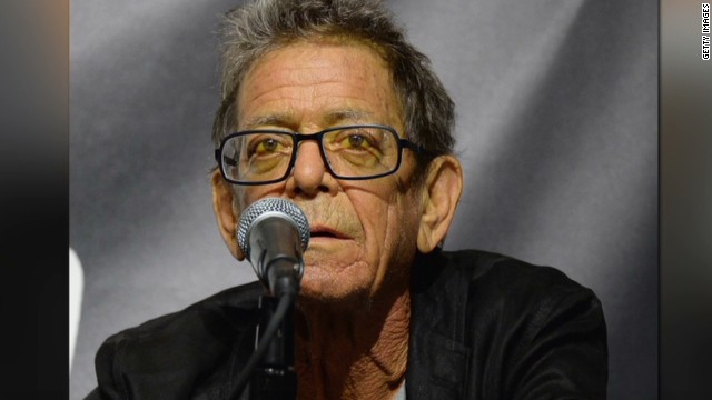 El cantante y compositor Lou Reed muere a los 71 años
