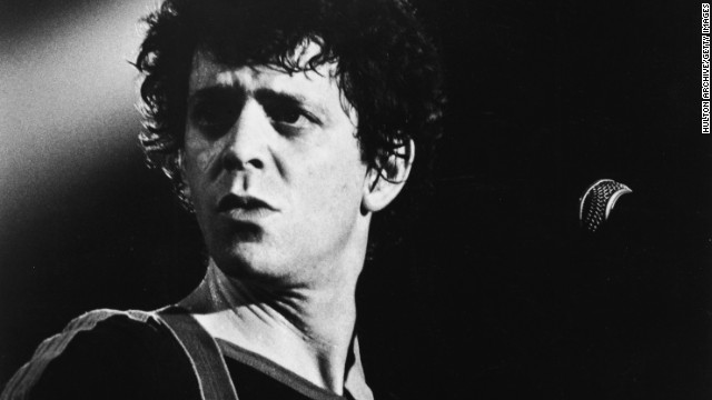 Lou Reed took rock 'n' roll into dark corners as a songwriter, vocalist and guitarist for the Velvet Underground and as a solo artist, has died at the age of 71, on October 27. Here, Reed performs in the 1970s.
