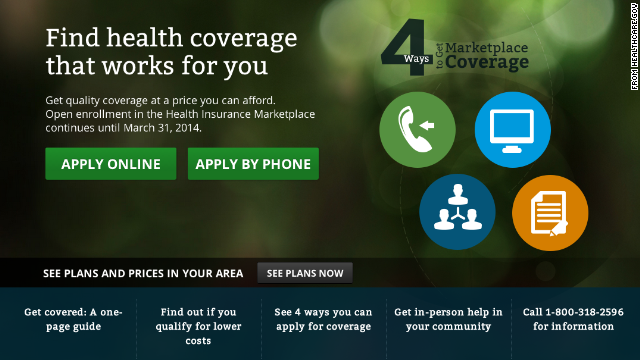 Blocked out at www.HealthCare.gov? Bypass on way soon, feds say