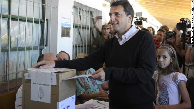 Elecciones en Argentina: Oposición se impone en los principales distritos