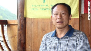 Tang Cheng, a Miao village chief, says tourists don\'t appreciate his culture